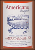 Americana Vineyards Americana Blush