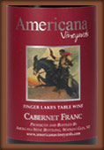 Americana Vineyards Cabernet Franc