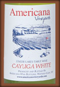 Americana Vineyards Cayuga White