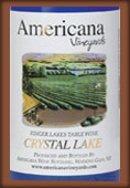 Americana Vineyards Crystal Lake