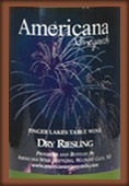 Americana Vineyards Dry Riesling