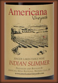 Americana Vineyards  Indian Summer
