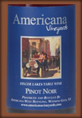 Americana Vineyards Pinot Noir