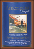 Americana Vineyards Revolutionary Red
